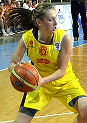 6. Iva Krstevska (F.Y.R. of Macedonia)
